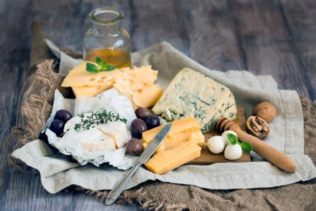 Czas dobrego sera, czyli nieskończone formy mleka