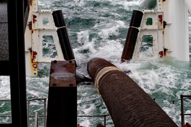 Nord Stream: Mniejsza ilość ryb w Bałtyku nie ma związku z powstaniem gazociągu
