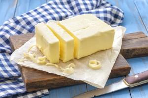 Rosja importuje więcej masła