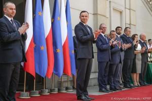 Duda: Eksport polskiej żywności notuje rekordowe wartości