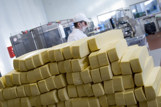 Nieoczekiwany spadek cen przetworów mlecznych