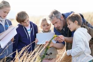 Śląskie: Wsparcie dla gospodarstw edukacyjnych – uczących dzieci o wsi