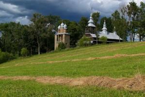 W Bieszczadach trwają leśne sianokosy