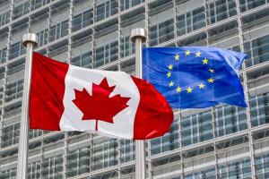21 września częściowe wejście w życie umowy handlowej CETA