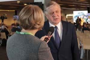Czy małe gospodarstwa na Podlasiu muszą zniknąć? Rozmowa z ministrem Krzysztofem Jurgielem