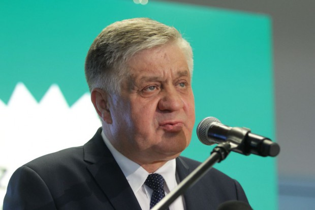 Wniosek o wotum nieufności wobec ministra Jurgiela spadł z porządku obrad