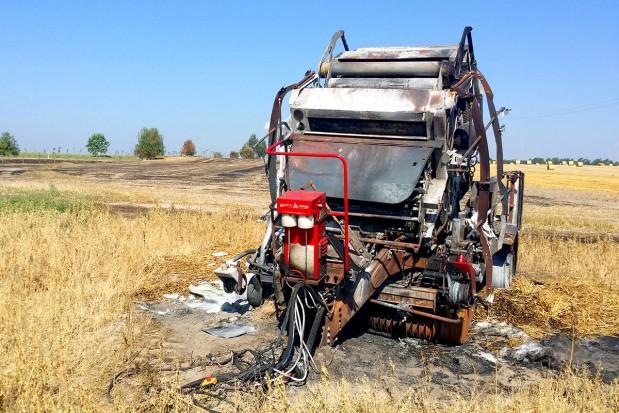 Ochronić maszyny przed pożarem