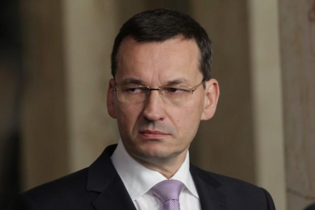 Morawiecki: rząd pracuje nad rozwiązaniami dotyczącymi pracy sezonowej