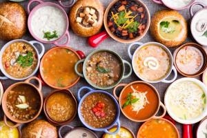 W poszukiwaniu idealnej zupy
