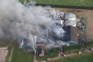 Holandia: Tragedia w gospodarstwie