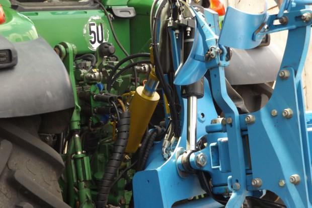 Walterscheid - nowy łącznik hydrauliczny z amortyzatorem