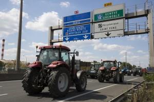 Francja: Rolnicy skarżą się prezydentowi na trudne warunki dla rolnictwa