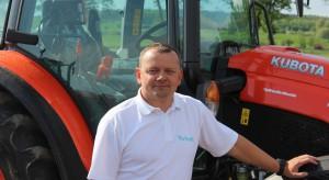 Maciej Rujner, dyrektor zarządzający Kubota GmbH Sp. z o.o.