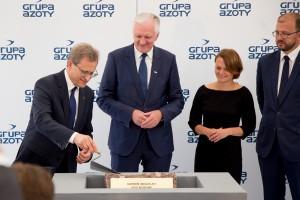 W Tarnowie powstaje nowe centrum badawczo-rozwojowe Grupy Azoty