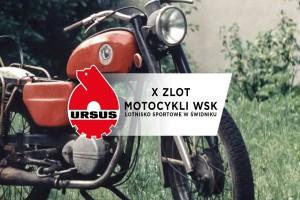 Ursus sponsorem zlotu motocykli WSK