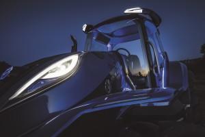 New Holland prezentuje nową generację ciągnika na gaz