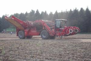 Ventor 4150 - nowy, kombajn ziemniaczany Grimme