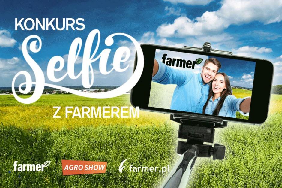 Konkurs Selfie z Farmerem na Agro Show