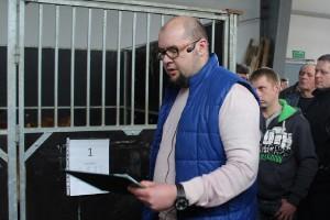Zarzecki: Odgazujemy kolejną aukcję bydła mięsnego