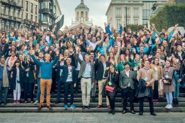 Światowy szczyt młodych wizjonerów rolnictwa