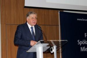 O przyszłości rynku mleka na XV Forum Spółdzielczości Mleczarskiej