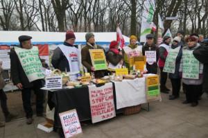 MRiRW: Nie trzeba zmian w zasadach sprzedaży żywności przez rolnika