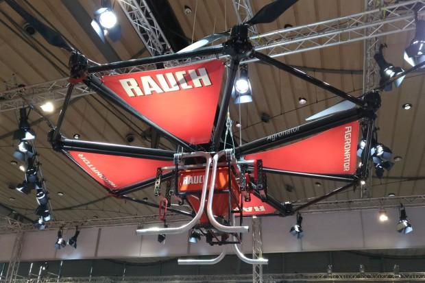 Rauch – drony przyszłością rolnictwa?