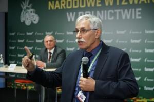 Prof. Grzebisz: Nie można zmienić siedliska, lecz można je poprawić