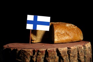 Chleb z dodatkiem owadów w fińskich sklepach