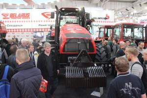 Najtańsze ciągniki na targach Agritechnica 2017
