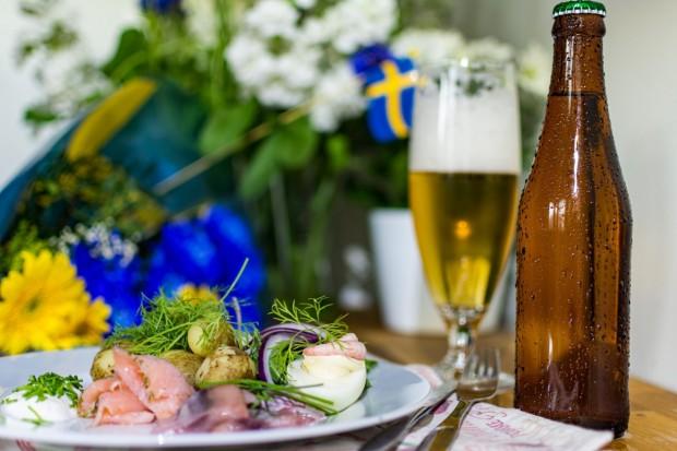 Szwedzi preferują własną żywność