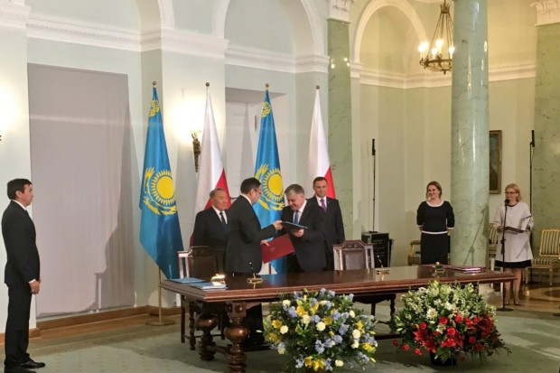 Podlaskie i Kazachstan chcą współpracować w rolnictwie i przemyśle maszynowym