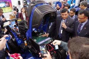 Farmtrac 26 4WD Electric - elektryczna rewolucja z Indii