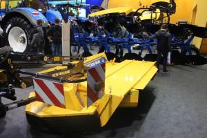 Jak będzie wyglądała sprzedaż maszyn firmy Kongskilde przejętej przez New Hollanda?