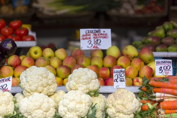 MRiRW: Dobra sytuacja w handlu żywnością