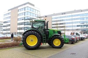 John Deere otworzył w Poznaniu Centrum Usług Biznesowych