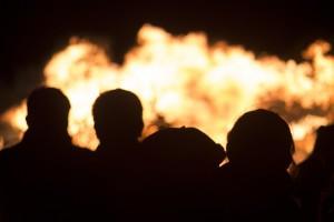 Policja wyjaśnia okoliczności pożaru we wsi Kaziopole