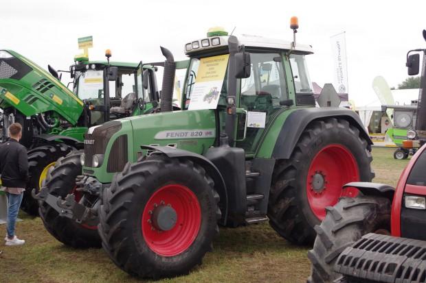 Przegląd rynku używanych ciągników rolniczych