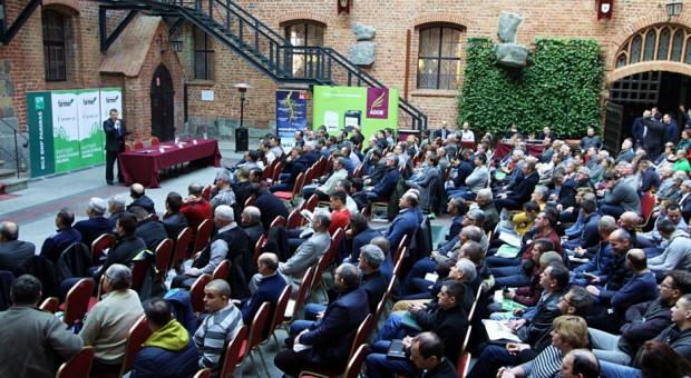 Konferencja na zamku w Gniewie
