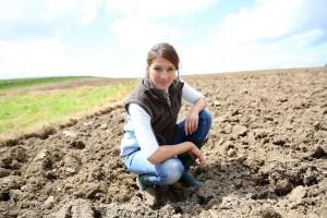 Polska w czołówce pod względem rolniczek