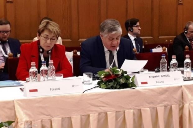 Ministrowie rolnictwa Grupy Wyszehradzkiej podpisali wspólną deklarację ws. rolnictwa