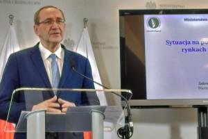 Wiceminister Bogucki: 2017 r. był dobry dla polskiego rolnictwa