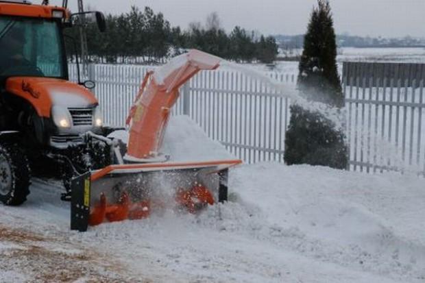 Śnieżny podmuch