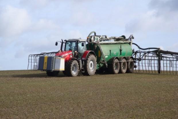 SYREN zmniejszy pH gnojowicy