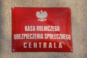 Petycja w sprawie KRUS