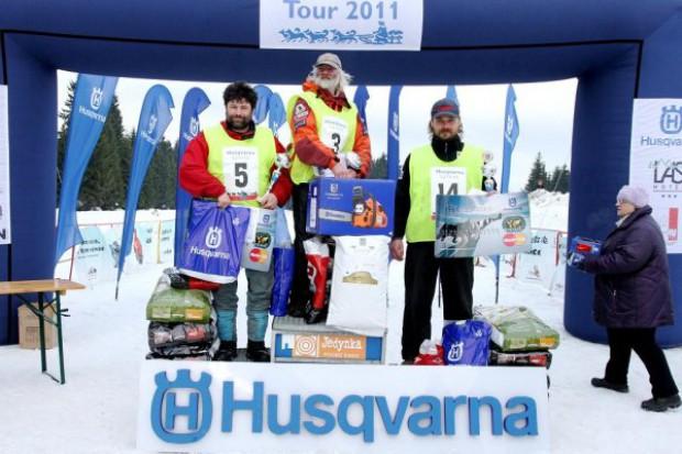 Na mecie Husqvarna Tour