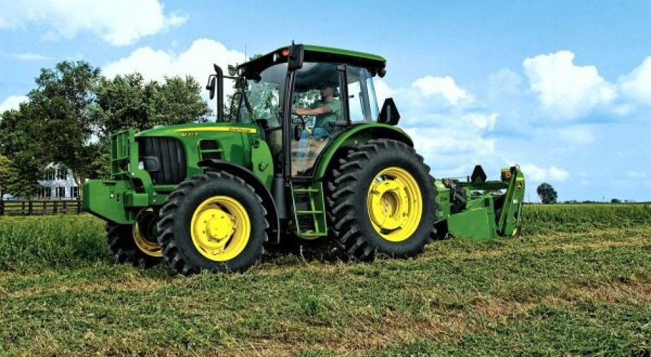 6D - czyli nowe ciągniki John Deere