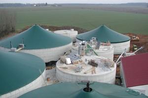 Biogazownia w centrum Poznania