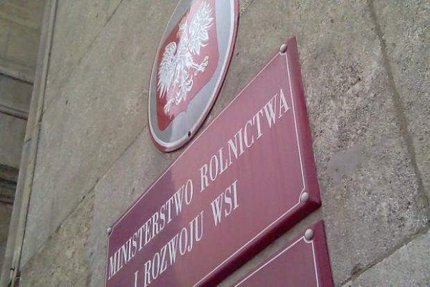 Ministerstwo pomoże po przymrozkach