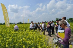Osadkowski przyciąga rolników